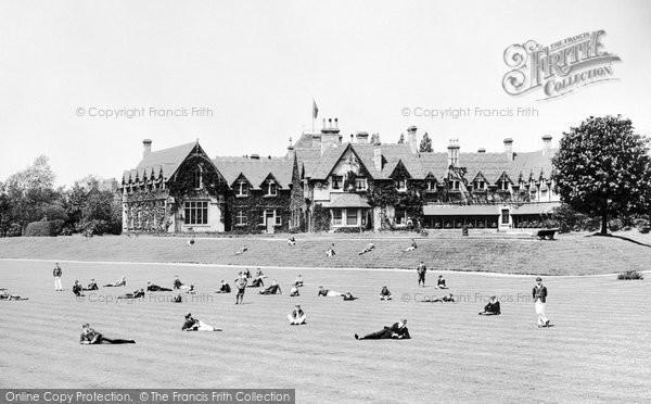 Photo of Beckenham, Abbey Schools 1899