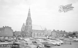 Beckenham, Christ Church 1967