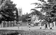 Beckenham, Church Hill c.1955