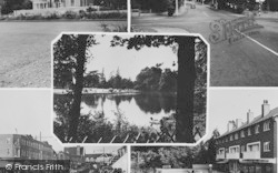 Beckenham, Composite c.1950