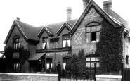 Beckenham, Cottage Hospital 1899