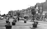 Beckenham, Croydon Road c.1965