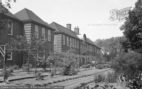 Beckenham, Grammar School For Girls 1951