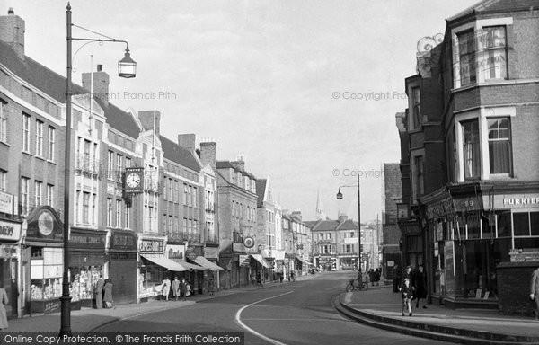 Beckenham, High Street 1948