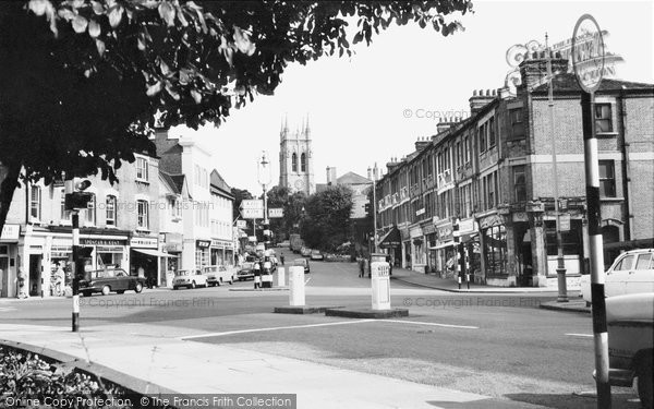 Beckenham, High Street 1965