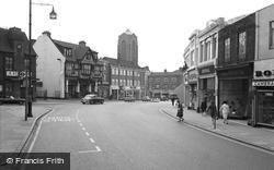 Beckenham, High Street 1967