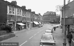 Beckenham, High Street 1967
