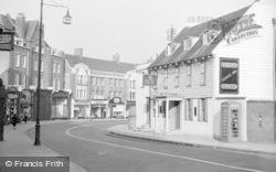 Beckenham, High Street c.1948