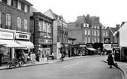 Beckenham, High Street c1960