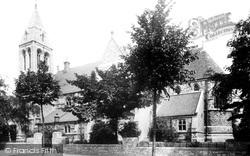 Beckenham, Holy Trinity Church, Leonard Road 1899