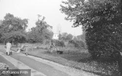 Beckenham, Kelsey Park c.1948