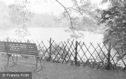 Beckenham, Kelsey Park, The Lake 1948