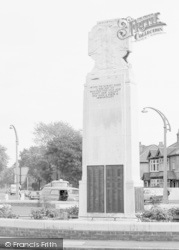 Beckenham, Memorial 1965