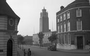 Beckenham, Municipal Buildings 1951