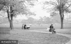 Beckenham, Recreation Ground c.1948