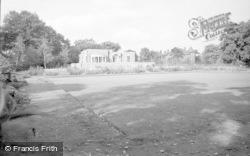 Beckenham, South Hill Bowling Green 1959
