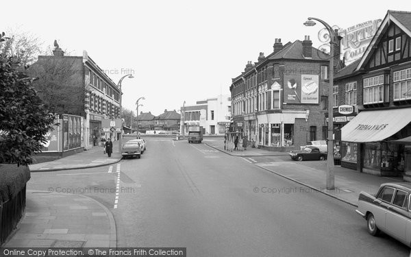 Beckenham, The Broadway 1967