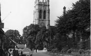 Beckenham, The Church 1954