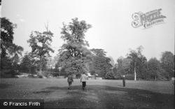 Beckenham, The Park c.1948