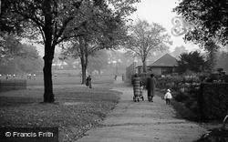 Beckenham, The Recreation Ground c.1948