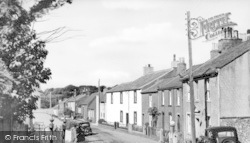 Beckermet, Main Street c.1950