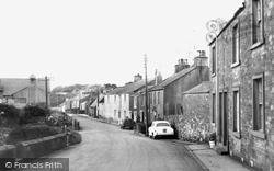 Beckermet, Main Street c.1955