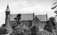 Beckermet, St John's Church c.1950