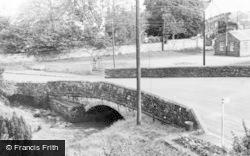 Beckermet, The Bridge c.1955