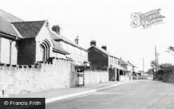 Beckermet, The Village c.1955