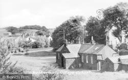 Beckermet, The Village School c.1950