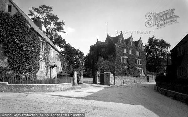 Beckington, c.1900