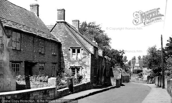 Beckington, Church Hill c.1950