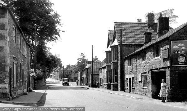 Beckington, Frome Road c.1950
