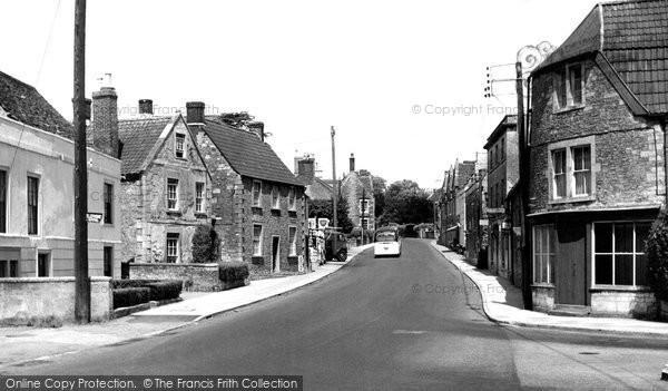 Beckington, Main Street c.1950
