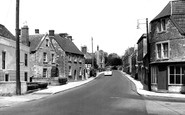 Beckington, Main Street c.1950