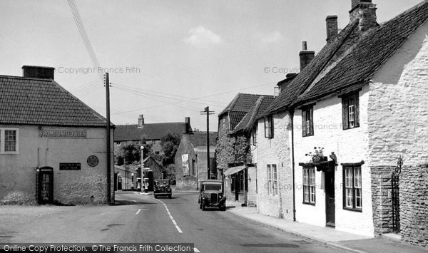 Beckington, The Village c.1950