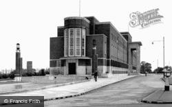 Becontree Heath, Civic Centre c.1950, Becontree