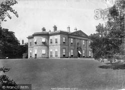 Bedale, Clifton Castle 1900