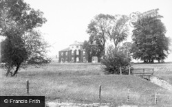 Bedale, Firby Hall 1896