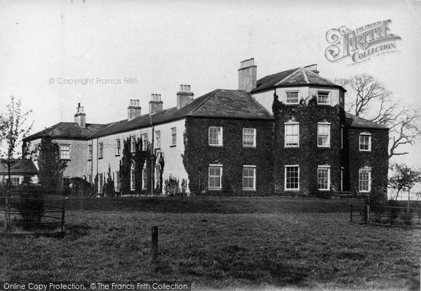 Bedale, Firby Hall 1908