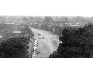 Bedale, From The Tower Of St Gregory's Church 1896