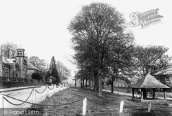 Bedale, Grammar School And Village 1908