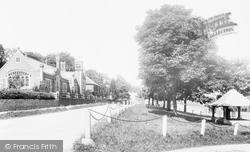 Grammar School And Wycar 1900, Bedale