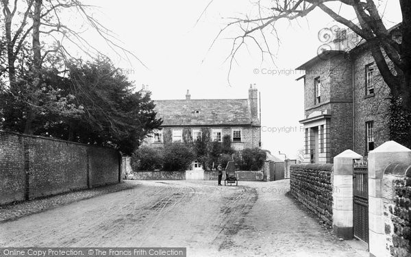 Bedale, High Street 1908