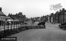 Market Place c.1960, Bedale