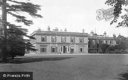 Newton House 1900, Bedale
