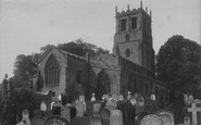 Bedale, St Gregory's Church 1900