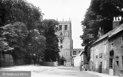 Bedale, St Gregory's Church And Village 1896