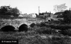 Bedale, The Bridge c.1955