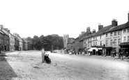 Bedale, The Street 1896